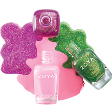 Zoya_Tickled_Bubbly_Summer_2014_Nail_Polish_Collection
