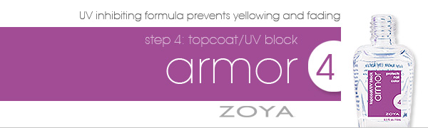 Armor Top Coat 2oz Banner