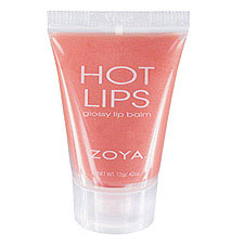 Zoya Hot Lips Lip Gloss in Sorbet