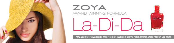 Zoya La-Di-Da Nail Polish Collection