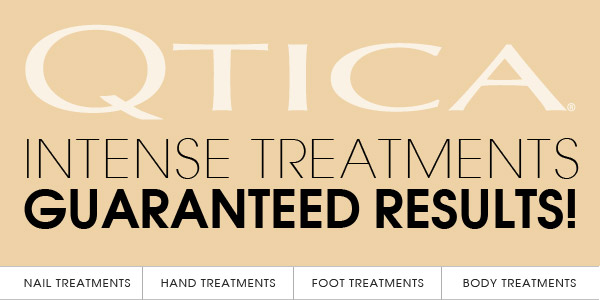 Qtica Nail Care Treatments Foot Care Hand Care and Body Care