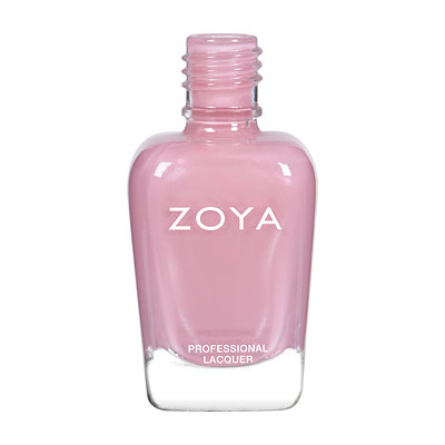 Zoya Nail Polish ZP319  Caresse  Mauve Nail Polish Metallic Nail Polish