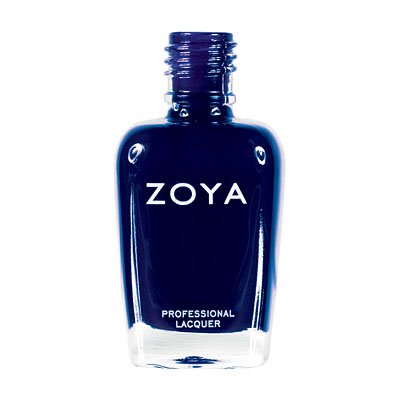 Zoya Nail Polish ZP491  Ibiza  Blue Nail Polish Metallic Nail Polish