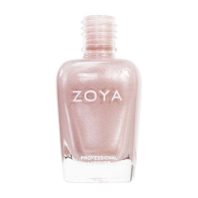 Zoya Nail Polish ZP373  Lauren  Pk Nail Polish Metallic Nail Polish