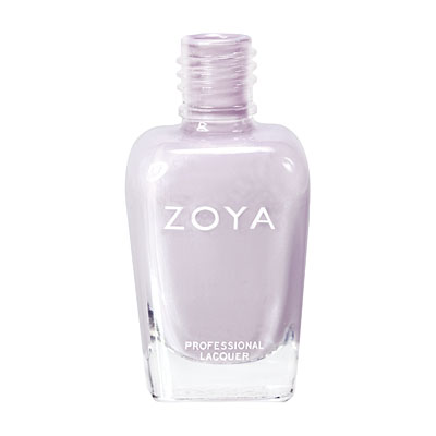 Zoya Nail Polish ZP542  Marley  Purple Nail Polish Cream Nail Polish
