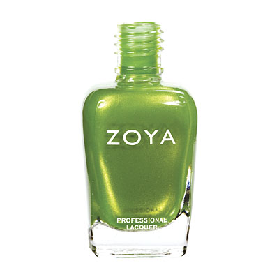 Zoya Nail Polish ZP482  Midori  Green Nail Polish Metallic Nail Polish