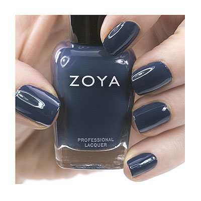 Zoya Nail Polish ZP629  Natty  Blue Nail Polish Cream Nail Polish