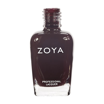 Zoya Nail Polish ZP451  Na  Brown Nail Polish Cream Nail Polish