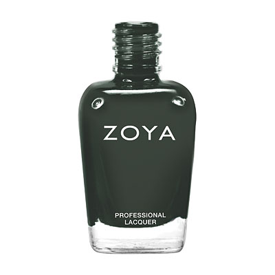 Zoya Nail Polish ZP631  Noot  Green Grey Nail Polish Cream Nail Polish