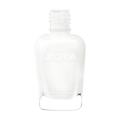 Zoya Nail Polish ZP388  Purity  White Nail Polish Cream Nail Polish