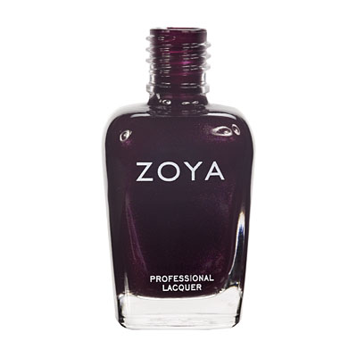 Zoya Nail Polish ZP456  Sloane  Purple Nail Polish Metallic Nail Polish