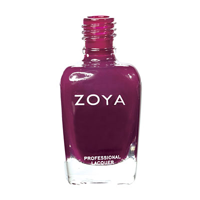 Zoya Nail Polish ZP520  Stacy  Red Nail Polish Cream Nail Polish