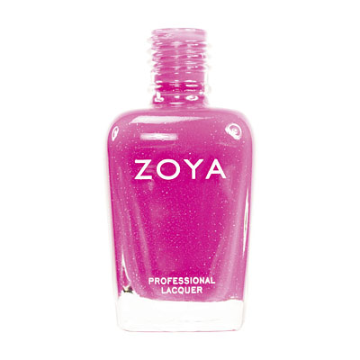 Zoya Nail Polish ZP328  Starla  Purple Nail Polish Metallic Nail Polish