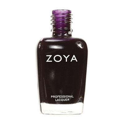 Zoya Nail Polish ZP241  Casey  Purple Nail Polish Cream Nail Polish