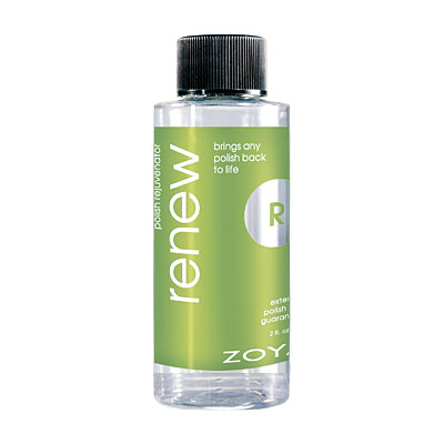 Zoya Renew Nail Polish Rejuvenator,pro refill polish thinner ZTRN0P    professional nail care treatments  beauty supplies