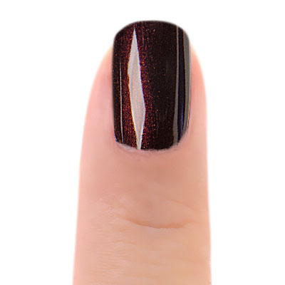 Zoya Nail Polish Sedona ZP1021Painted on Fair Finger Nail (alternate view 2 full size)