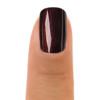 Zoya Nail Polish Sedona ZP1021 Painted on Medium Tone Finger (alternate view 3 full size)