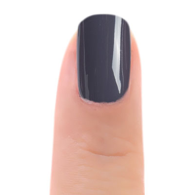 Zoya Nail Polish Tieran ZP1017Painted on Fair Finger Nail (alternate view 2 full size)