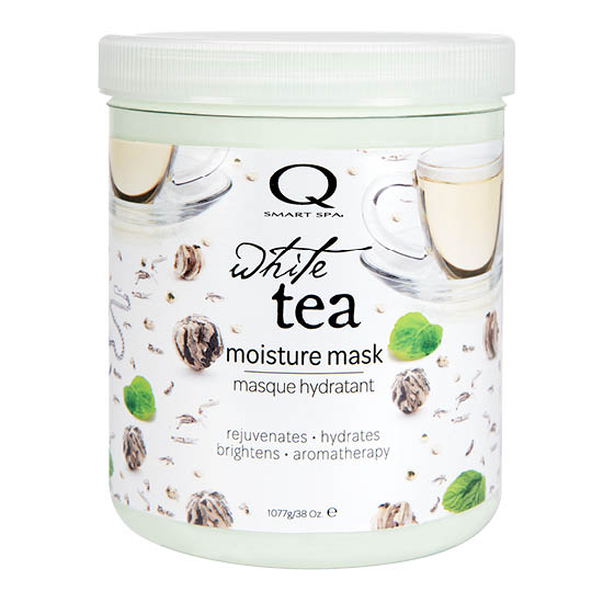 White Tea Moisture Mask 38oz by Smart Spa