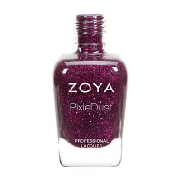 Zoya Nail Polish in Noir Ultra PixieDust - Textured alternate view ZP765 thumbnail