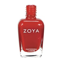 Zoya Nail Polish ZP553  Tamsen  Red Orange Nail Polish Cream Nail Polish thumbnail