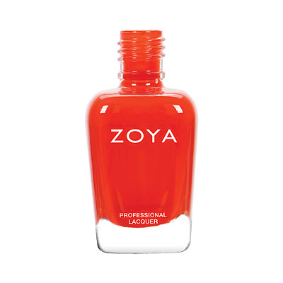 Zoya Nail Polish - Cam - ZP847 - Orange, Cream, Warm