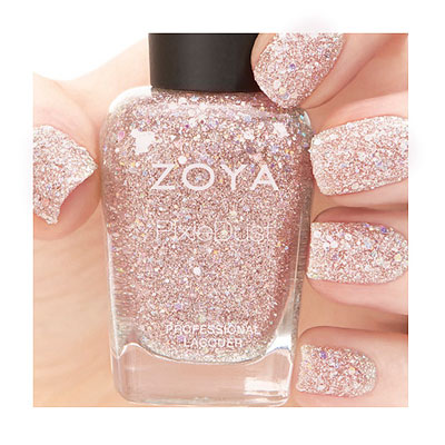 Zoya Nail Polish in Lux - Magical PixieDust - Textured alternate view 2 (alternate view 2 full size)