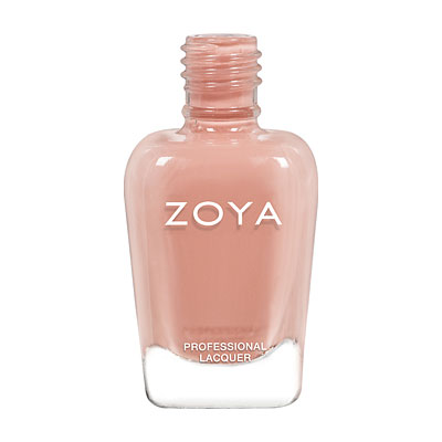 Zoya Nail Polish - Cathy - ZP878 - Nude, Cream, Warm-Neutral