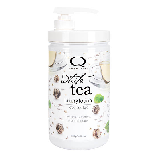 White Tea Luxury Lotion 34oz by Smart Spa