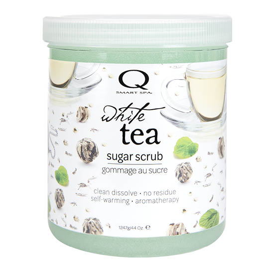 White Tea Sugar Scrub 44oz by Smart Spa (main image)