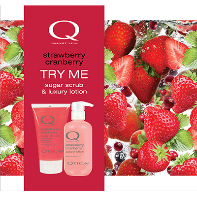 Strawberry Cranberry Intro Kit