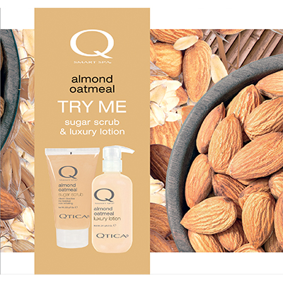 Almond Oatmeal Intro Kit