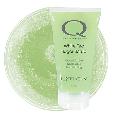 White Tea Sugar Scrub 7oz