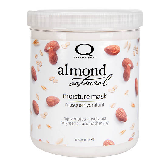 Almond Oatmeal Moisture Mask 38oz by Smart Spa
