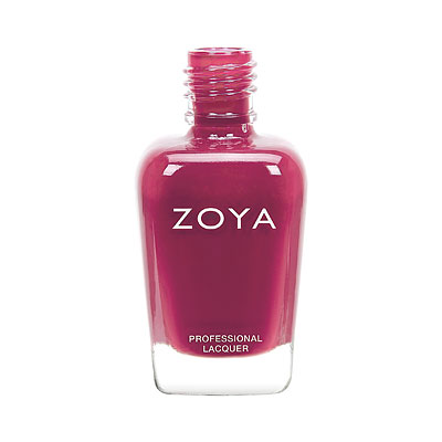 Zoya Nail Polish - Padma - ZP909 - Red, Mauve, Cream, Cool