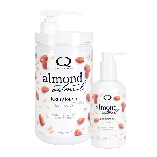 Lotion-Almond-Oatmeal
