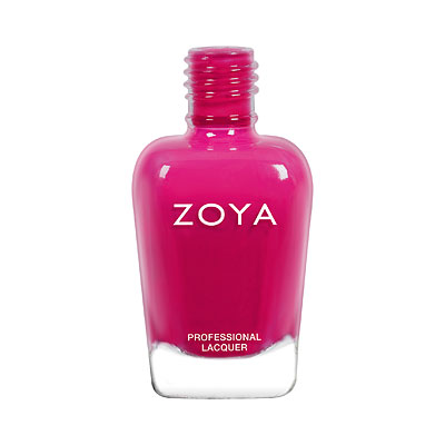 Zoya Nail Polish - Paris - ZP938 - Pink, Jelly, Cool