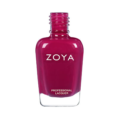 Zoya Nail Polish - Donnie - ZP959 - red, Cream, Cool