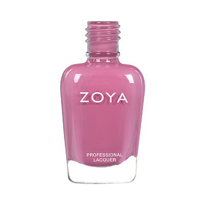 Zoya Nail Polish - Jenna - ZP954 - rose, pink, Cream, Cool