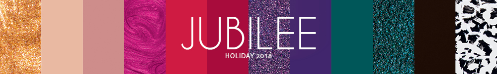 Zoya Jubilee Collection Holiday 2018 Nail Polish