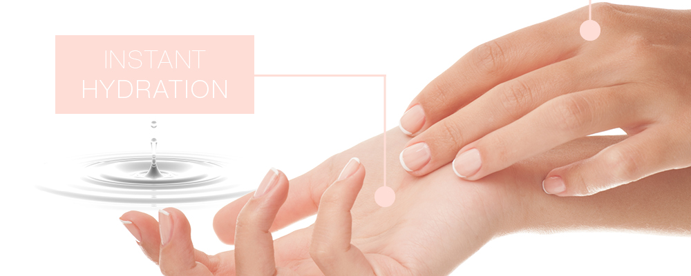 Zoya Hydrate and Heal - HANDS HYDRATION