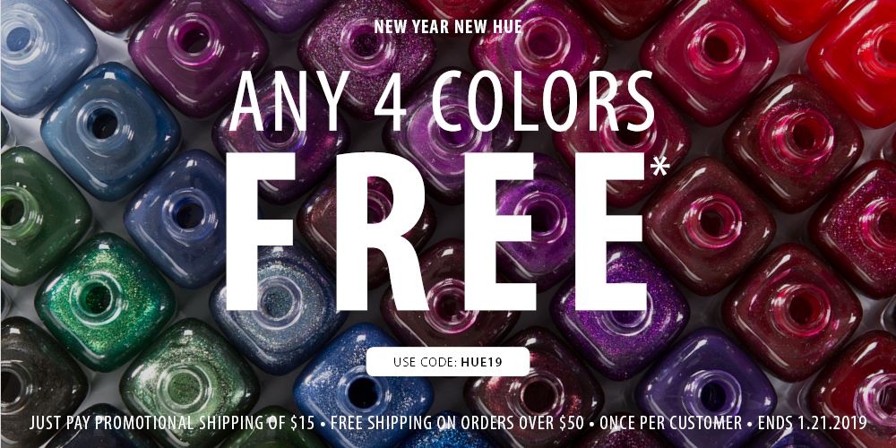 any 4 colors free