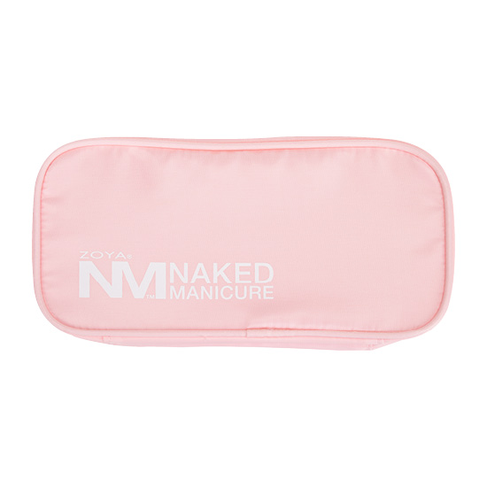 Pink Zipper Bag - Empty (main image)