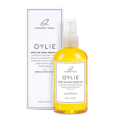Oylie Repair Oil Vanilla Wild Plum 8.5oz (main image full size)
