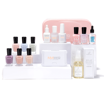 zoya spring treatment and color box $69.95 value over $175