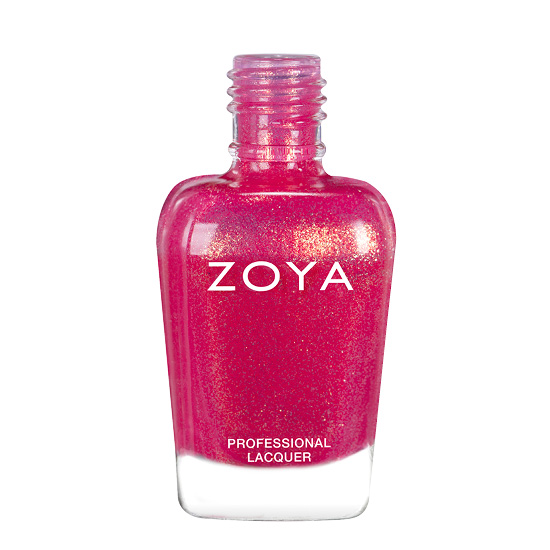 Zoya Nail Polish in Leilani Bottle
