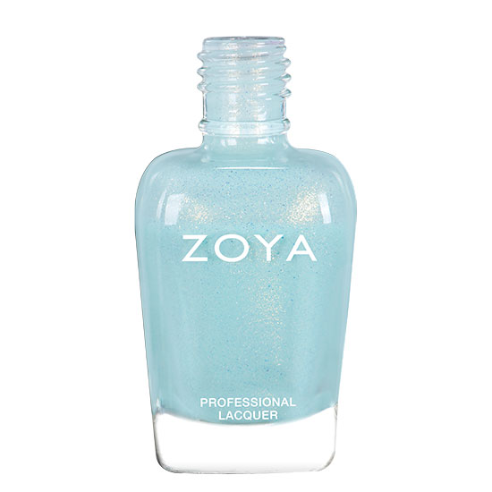 Zoya Nail Polish in Fisher Bottle