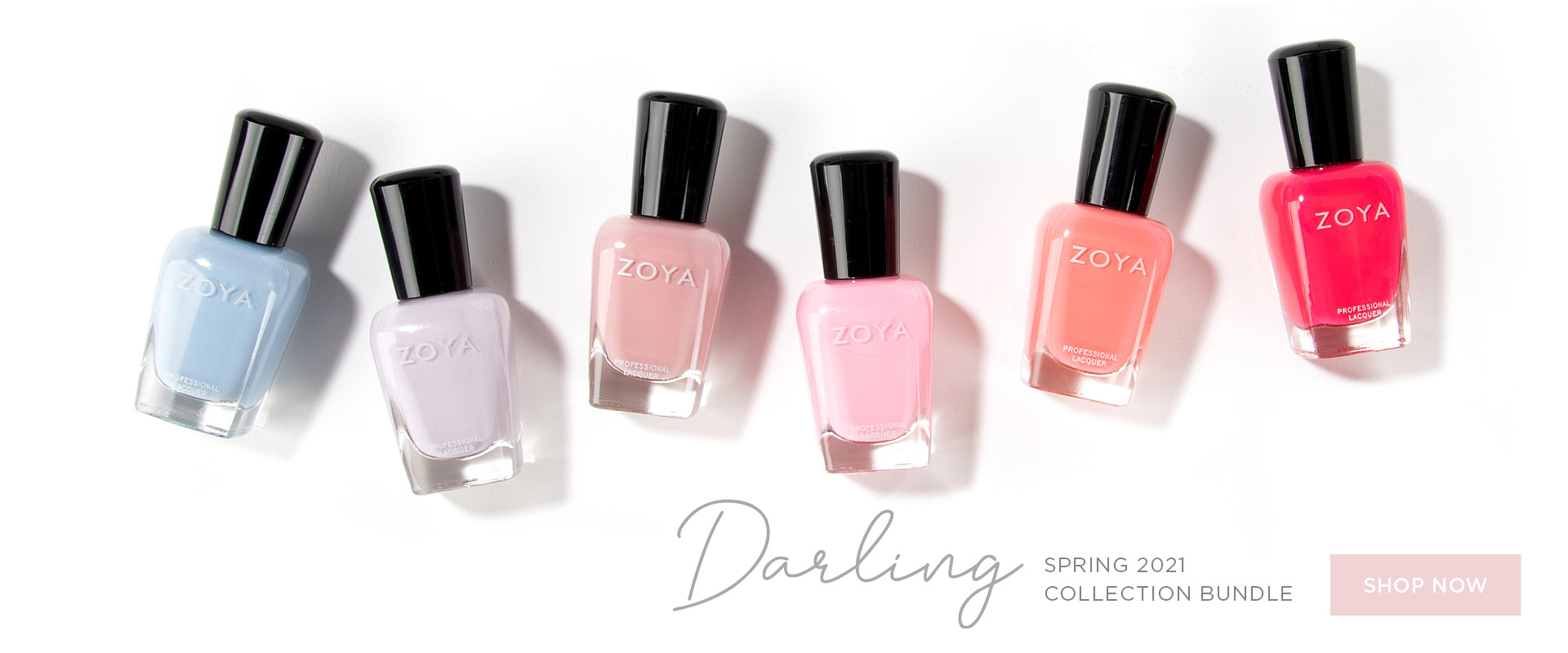 zoya darling spring bundle