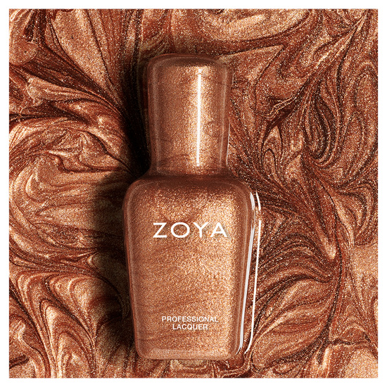 Zoya Nail Polish in Soleil Spill (alternate view 2)