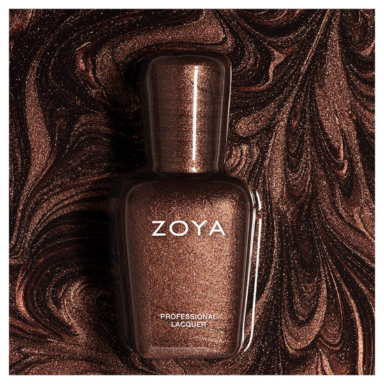 Zoya Nail Polish in Tasha Spill (alternate view 2)